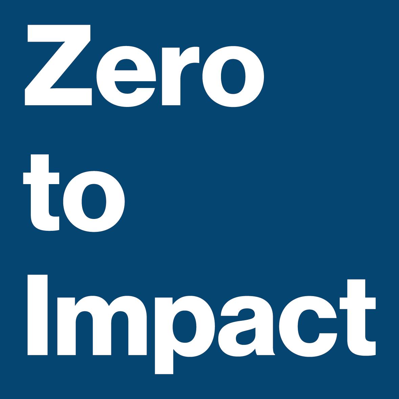Zero to Impact編集部