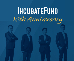 IncubateFund 10th Anniversary