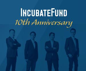 IncubateFund 10th Anniversary